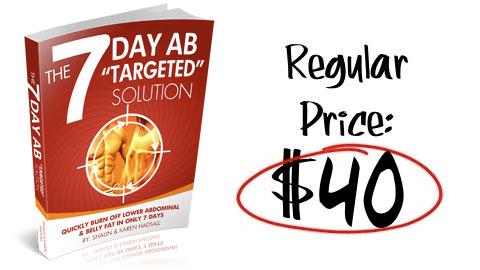 Regular Price: $40